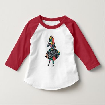 Disney Themed Alice | Curiouser and Curiouser T-Shirt