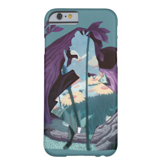 Alice Daisy Field Silhouette in Tulgey Woods Barely There iPhone 6 Case