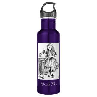 """Alice """"Drink Me"""" Water Bottle"""