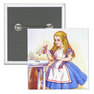 Alice Drinks Color Pins