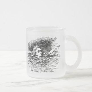 Alice Drowning Mugs