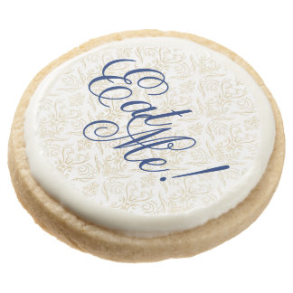 Alice - Eat Me! - Large Shortbread Cookie
