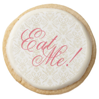 Alice - Eat Me! - Large Shortbread Cookie 2