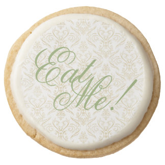 Alice - Eat Me! - Large Shortbread Cookie 3