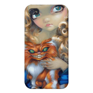 """Alice Enchanted"" iPhone 4/4s Case"