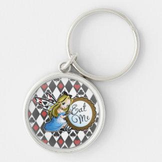 Alice Fairy-Eat Me Anime Premium Keychain
