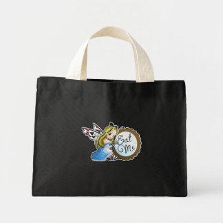 Alice Fairy-Eat Me Anime Tote Bags