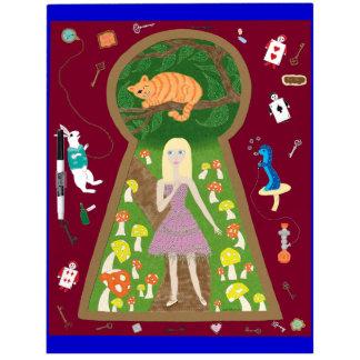 Alice (Fairy Tale Fashion #4) Dry-Erase Board