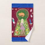 Alice (Fairy Tale Fashion Series 4) Bath Towel Set