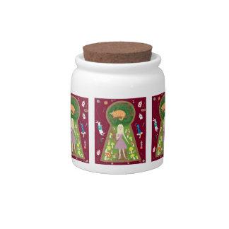 Alice (Fairy Tale Fashion Series #4) Candy Dish