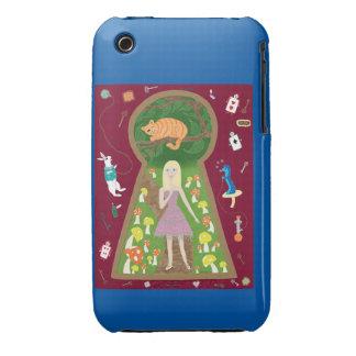 Alice Fairy Tale Fashion Series 4 iPhone 3 Cover