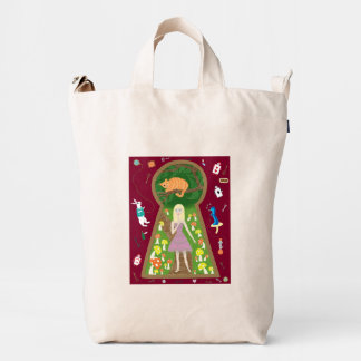 Alice (Fairy Tale Fashion Series #4) Duck Bag