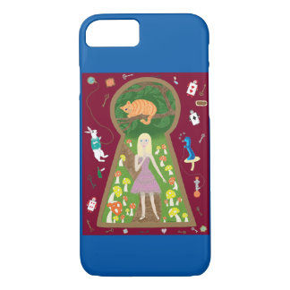 Alice (Fairy Tale Fashion Series #4) iPhone 7 Case