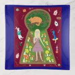 Alice (Fairy Tale Fashion Series 4) Trinket Trays