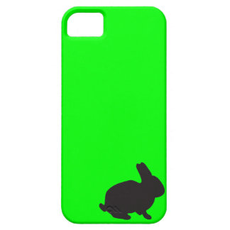 Alice follow the rabbit bunny green iPhone matrix iPhone SE/5/5s Case