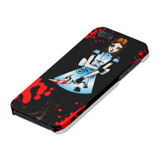 Alice Goth Case For iPhone SE/5/5s