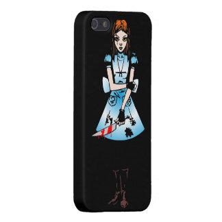 Alice Goth iPhone SE/5/5s Case
