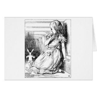 Alice Grown Big Card
