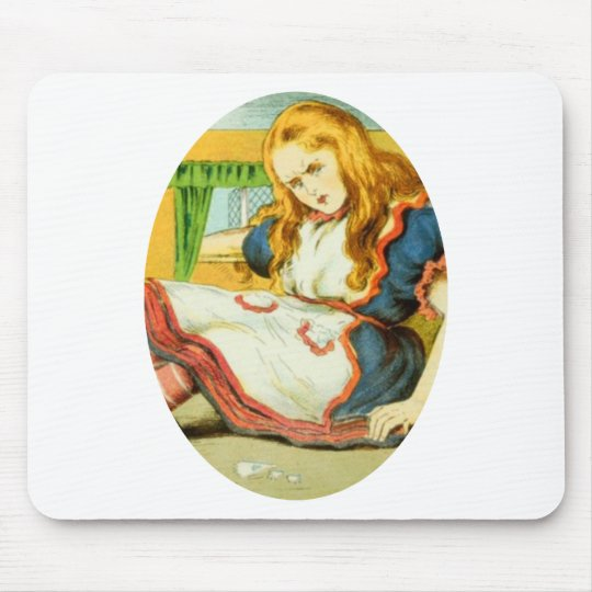 Alice Grows Mouse Pad
