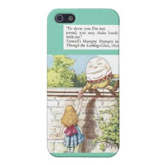 Alice & hanputeidanputei  iPhone SE/5/5s case