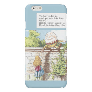 Alice & hanputeidanputei matte iPhone 6 case