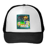 Alice Hare and Hatter Trucker Hat