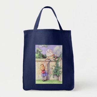 Alice & Humpty Color Tote Bag