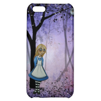 Alice in an Enchanted Forest iPhone 5 Case