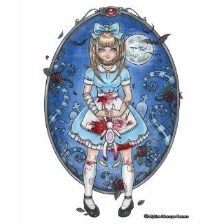 Alice in Delphineland Gothic Shirt shirt