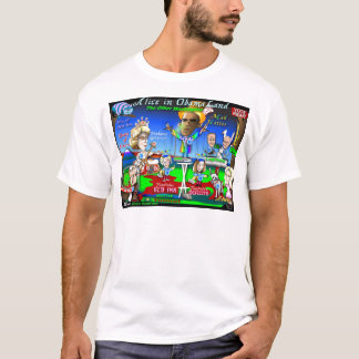 Alice in ObamaLand T-Shirt