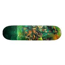 Alice in Skateland Skateboard Deck