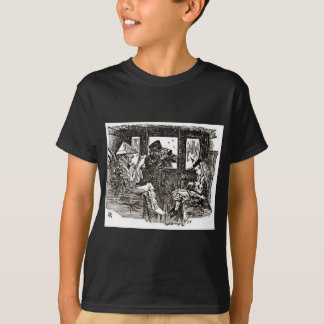 Alice in train T-Shirt