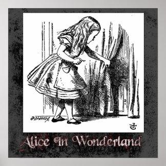 Alice In Wonderland 11 Poster
