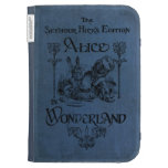Alice in Wonderland 1905 book cover Kindle Covers