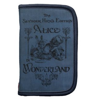 Alice in Wonderland 1905 book cover Organizers
