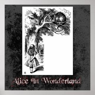 Alice In Wonderland 33 Poster