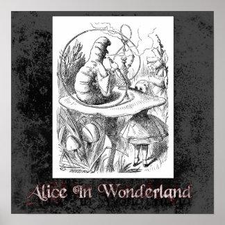 Alice In Wonderland 3 Poster