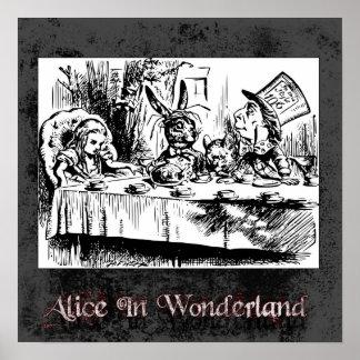 Alice In Wonderland 41 Poster