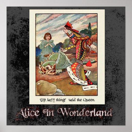 Alice In Wonderland 51 Poster