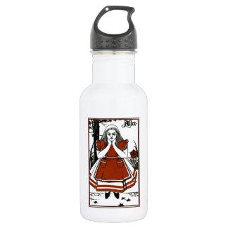Alice In Wonderland; A Play. Alice Water Bottle