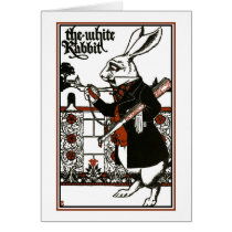 Alice In Wonderland; A Play. The White Rabbit