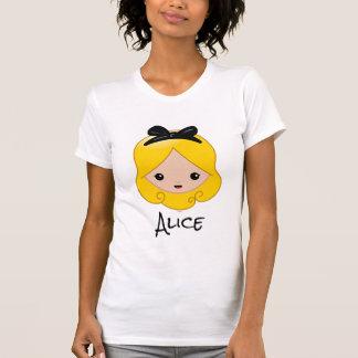 Alice in Wonderland   Alice Emoji 2 T-Shirt