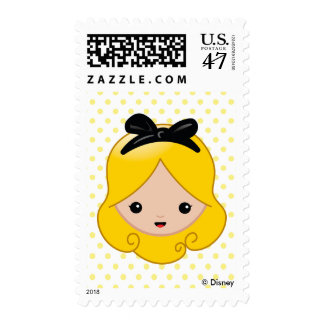 Alice in Wonderland | Alice Emoji Postage