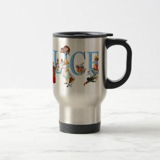 Alice in Wonderland and Friends Mugs