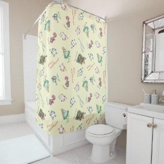 Curtains Ideas alice in wonderland curtains : Alice In Wonderland Shower Curtains | Zazzle