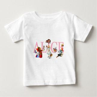 Alice in Wonderland and Friends Shirt