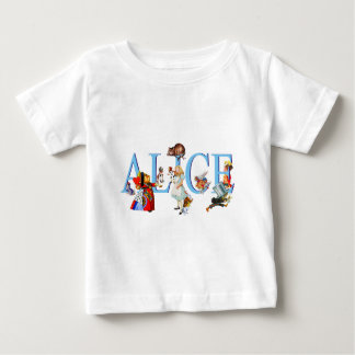 Alice in Wonderland and Friends T-shirt
