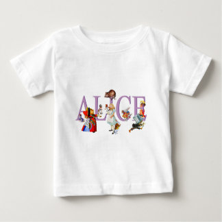 Alice in Wonderland and Friends Tees