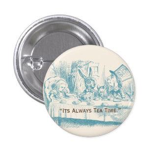 Alice in Wonderland - Badge Pinback Button