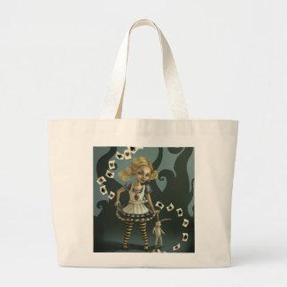 Alice in Wonderland Tote Bags